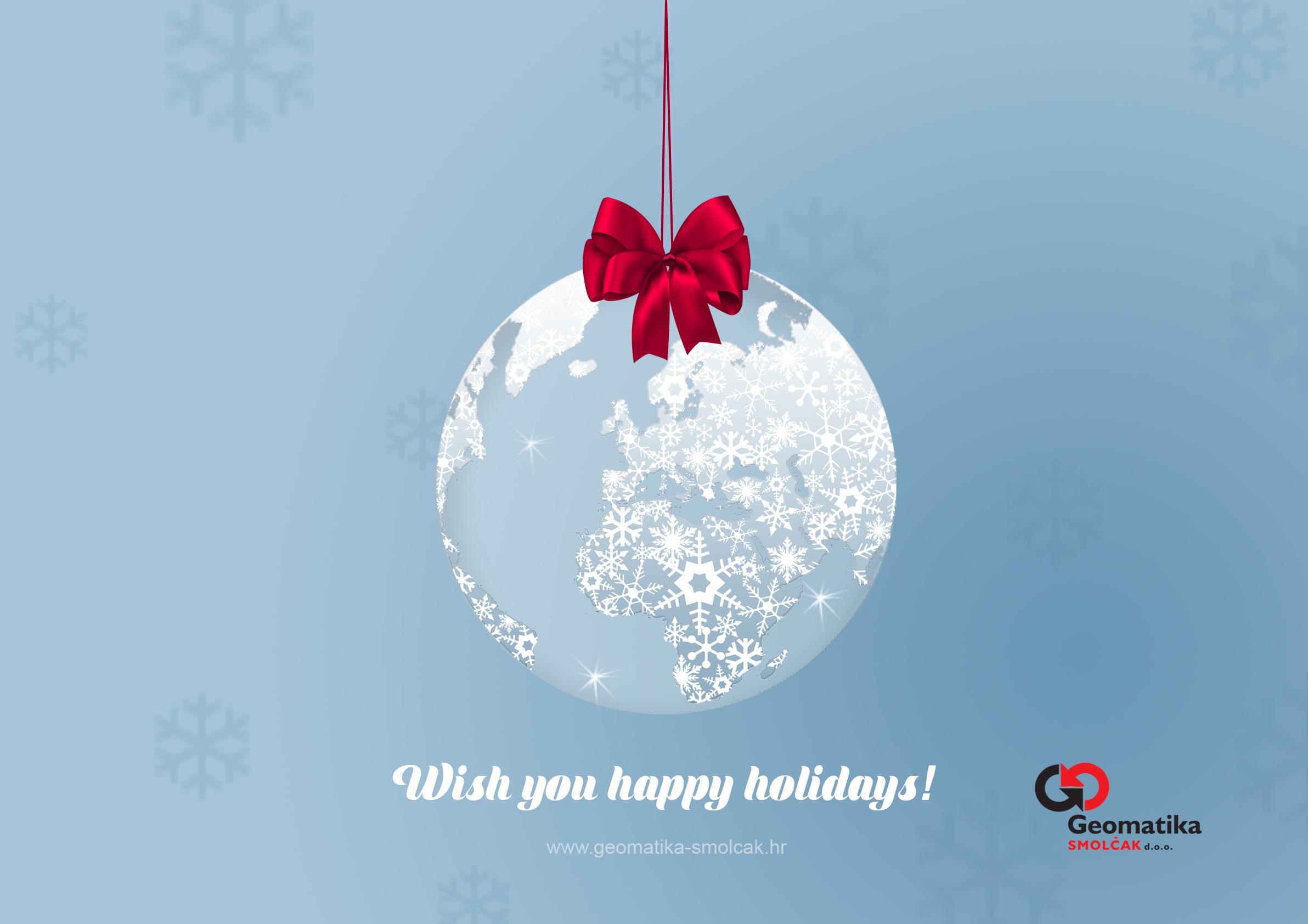Želimo Vam sretnu i uspješnu 2018. godinu!