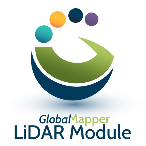 global mapper lidar modul