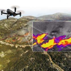 Parrot ANAFI termalni dron