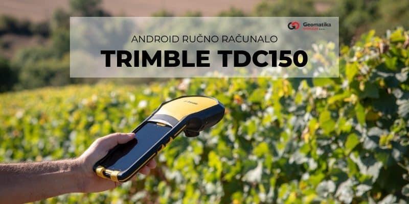 Trimble TDC150