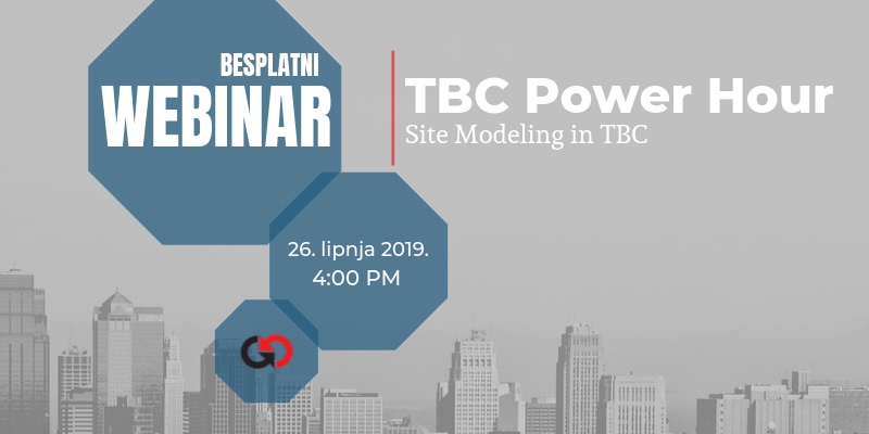 [TBC Power Hour] Site Modeling in TBC