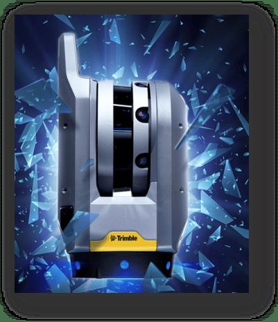 Trimble X7 laserski skener