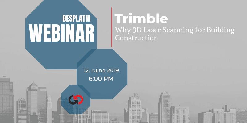 [Trimble] Why 3D Laser Scanning for Building Construction