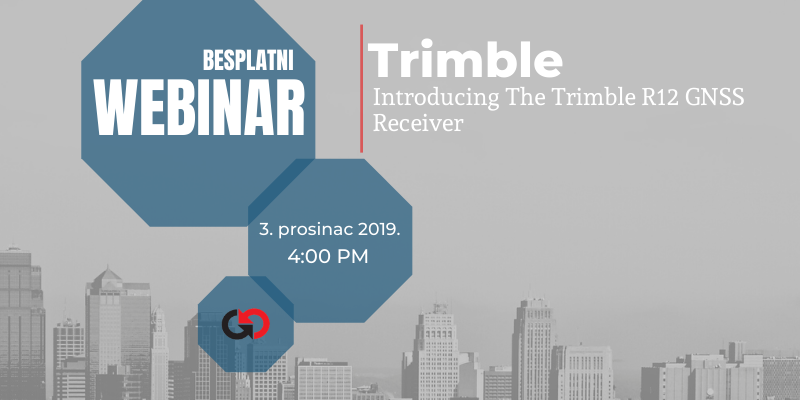 [Trimble] Introducing The Trimble R12 GNSS Receiver