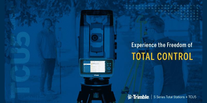 Trimble TCU5 kontroler za Trimble S seriju