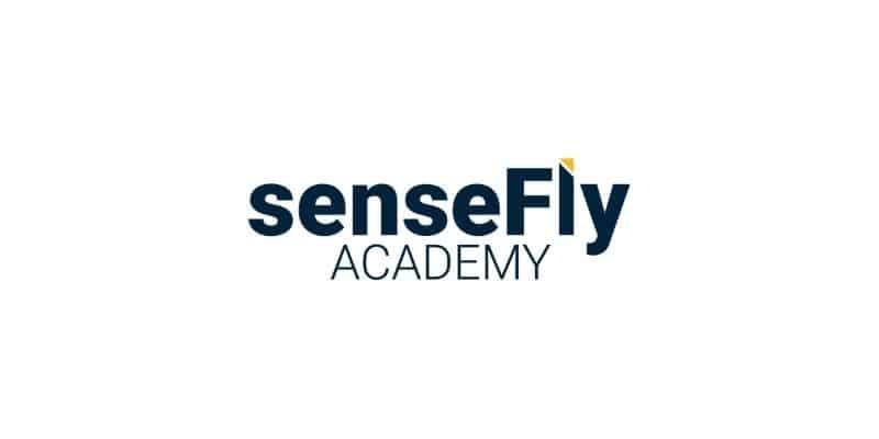 senseFly Academy online program